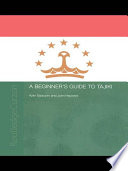 A Beginners  Guide to Tajiki Book