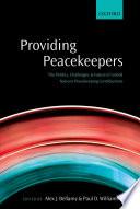Providing Peacekeepers