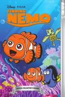 Disney Pixar Finding Nemo Manga  Special Collector s Edition Book PDF