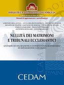 Nullità dei matrimoni e tribunali ecclesiastici