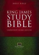 KJV Study Bible, eBook