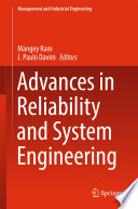Advances In Reliability And System Engineering Book PDF