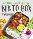 Healthy  Quick   Easy Bento Box