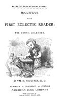 McGuffey s     Eclectic Reader  Primer