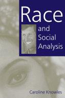 Race and Social Analysis Pdf/ePub eBook
