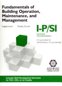 Fundamentals of Building Operation  Maintenance and Management
