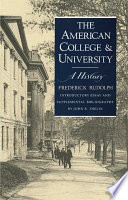 The American College and University Book PDF