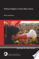 Political Rights in Post-Mao China