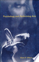 Psychology and Performing Arts