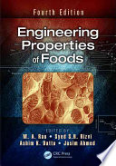 Engineering Properties of Foods  Fourth Edition