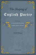 The Shaping of English Poetry