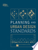 """""""Planning and Urban Design Standards"""" by American Planning Association"""