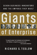Pdf Giants of Enterprise Telecharger