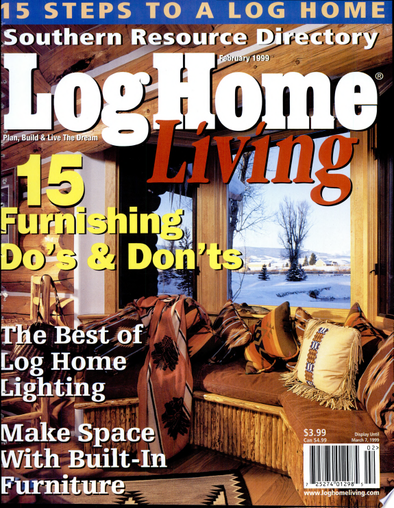 Log+Home+Living