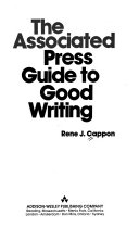 The Associated Press guide to good writing