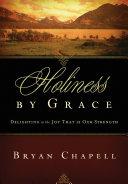 Holiness by Grace [Pdf/ePub] eBook