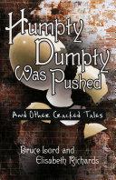 Humpty Dumpty Was Pushed [Pdf/ePub] eBook