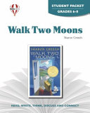 Walk Two Moons Student Packet
