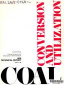 Coal Conversion and Utilization