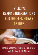 Intensive Reading Interventions for the Elementary Grades Pdf/ePub eBook