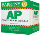 Barron s AP Computer Science A Flash Cards