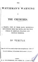 The Watchman s Warning to the Churches Book