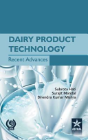 Dairy Product Technology Recent Advances