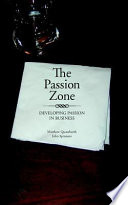 The Passion Zone Book