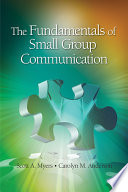 The Fundamentals of Small Group Communication Book PDF