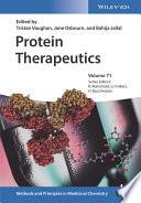 Protein Therapeutics 2 Volume Set Book PDF