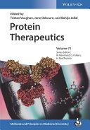 Protein Therapeutics  2 Volume Set