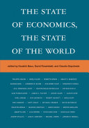The State of Economics  the State of the World