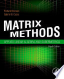 Matrix Methods Book PDF