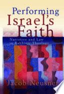 Performing Israel S Faith