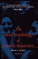The Social Psychology of Tourist Behaviour Pdf/ePub eBook