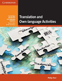 Translation and Own language Activities