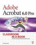 Adobe Acrobat 6 0 Professional