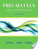 Mymathlab With Pearson Etext Standalone Access Card for Precalculus