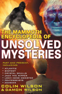 Pdf The Mammoth Encyclopedia of the Unsolved Telecharger
