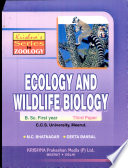 Ecology and Wildlife Biology Book