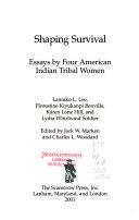 Shaping Survival ebook