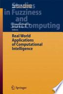 Real World Applications of Computational Intelligence