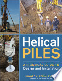 Helical Piles Book