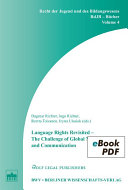 Language Rights Revisited   The Challenge of Global Migration and Communication