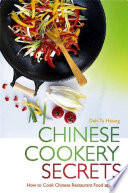 Chinese Cookery Secrets Book PDF