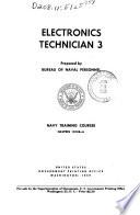 Electronics Technician 3