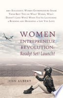 Women Entrepreneur Revolution  Ready  Set  Launch