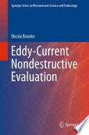 Eddy Current Nondestructive Evaluation Book