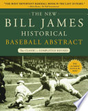 """The New Bill James Historical Baseball Abstract"" by Bill James"