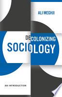 Decolonizing Sociology